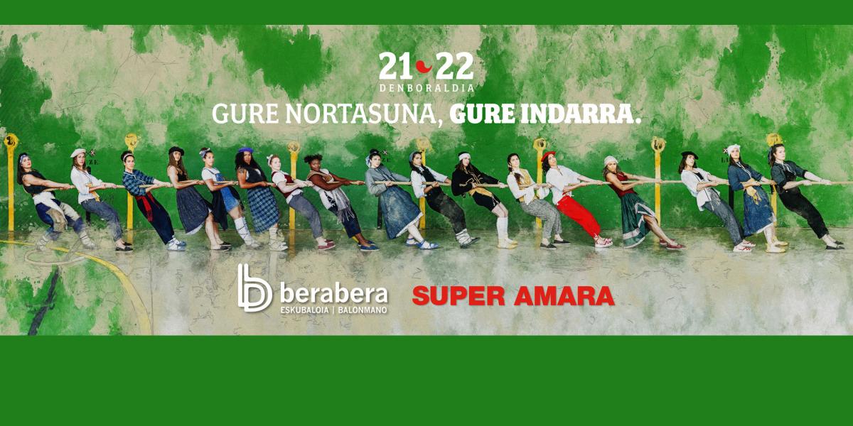 Sarrerak Super AMARA Bera Bera - Paris 92